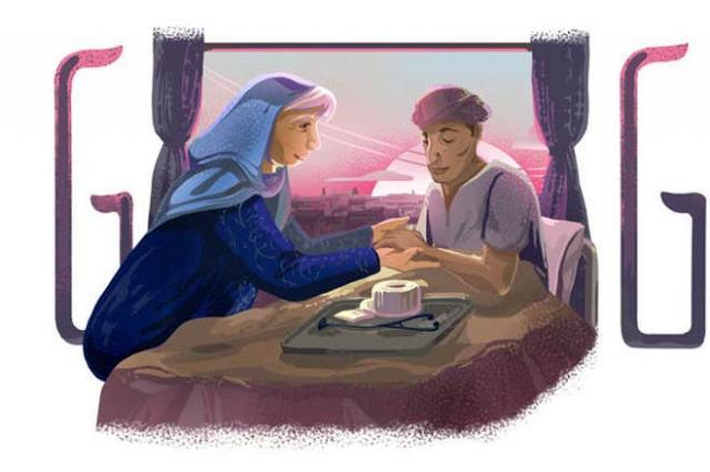 পাকিস্তানের 'মাদার তেরেসার' জন্মদিনে গুগলের ডুডল
