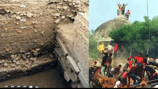 হাজারবার খুঁড়েও বাবরি মসজিদের জায়গায় মন্দিরের কোন চিহ্ন পায়নি ভারতীয় বিশেষজ্ঞরাও