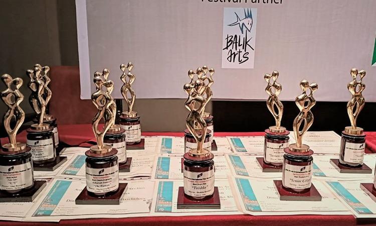 ঢাকা চলচ্চিত্র উৎসবের সেরা ছবি 'তাগানক টিম'